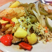 Photo taken at Golden Corral by Anthony M. on 8/11/2012