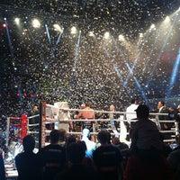 Das Foto wurde bei Дворец спорта «Динамо» von Александр К. am 5/1/2012 aufgenommen