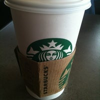Photo taken at Starbucks by Haley G. on 3/28/2012