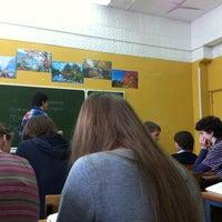 Photo taken at Школа №8 by Masha I. on 3/21/2012