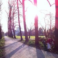 Photo taken at Park Frankendael by Juha v. on 3/24/2012