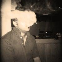 Photo taken at V Spot Bar + Cafe by saurabh on 5/12/2012
