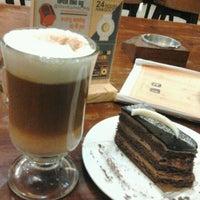 Photo taken at Bober Cafe by Bena R. on 5/14/2012