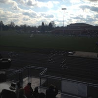Photo taken at Stanton Middle School by David W. on 4/11/2012