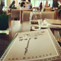 Photo taken at The Botanist by Paul H. on 8/19/2012