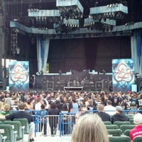 Photo taken at Toyota Amphitheatre by David T. on 8/5/2012