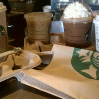 Photo taken at Starbucks by Kelly H. on 4/20/2012