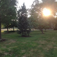 Photo taken at Memorial Park Playground by Neal H. on 8/8/2012