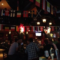 Photo taken at The Londoner Pub by Glen S. on 8/17/2012