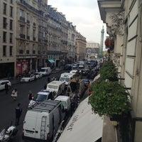 Photo taken at Hôtel Westminster by ✨Svetlana Z. on 9/10/2012