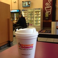 Photo taken at Dunkin Donuts by Marco on 3/30/2012