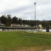 Photo taken at Valparaíso Sporting Club by Iñigo I. on 2/11/2012