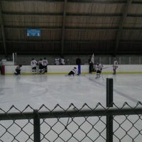 Photo taken at Minnehaha Academy Ice Arena by Kesia M. on 2/8/2012