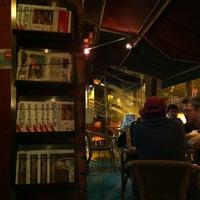 Photo taken at LeBon Café by Guillermo G. on 4/10/2012