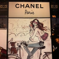 Photo taken at CHANEL Boutique by Irina on 6/18/2012