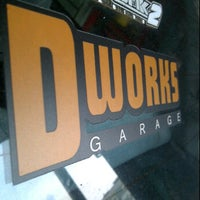 Photo taken at DWorks Garage by Poh H. on 5/9/2012