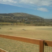 Photo taken at Badger Mountain Dog Park by Julie H. on 3/26/2012