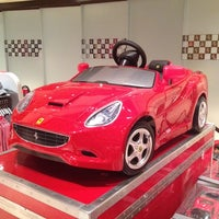 Photo taken at Ferrari Maserati Showroom and Dealership by Alexey S. on 4/16/2012