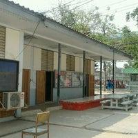 Photo taken at Ayutthaya Witthayalai School by Tho on 2/13/2012