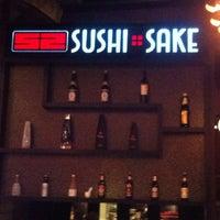 Photo taken at Sushi Sake by Wendy D. on 8/29/2012