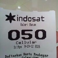 Photo taken at Galeri Indosat by Kory M. on 8/23/2012