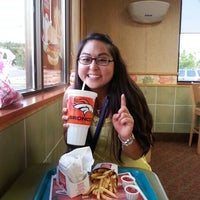 Photo taken at Wendy's by Sam C. on 8/17/2012