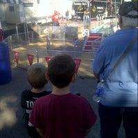 Photo taken at Kenosha County Fair by Amy K. on 8/17/2012