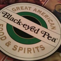 Photo taken at The Black-eyed Pea by Martin B. on 4/9/2012