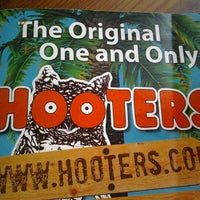 Photo taken at Hooters of Santa Monica by Ebru B. on 8/30/2012
