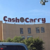 Photo taken at Cash & Carry by Patrick T. on 4/24/2012