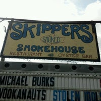 Photo taken at Skipper's Smokehouse by Mike S. on 3/23/2012