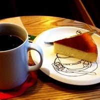 Photo taken at Coffee Clara by Cherry B. on 4/4/2012