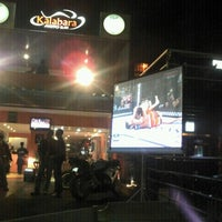 Photo taken at Kalabara Moto Bar by Evandro G. on 8/4/2012