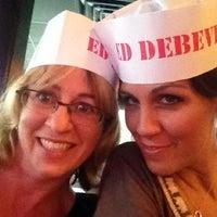 Photo taken at Ed Debevic's by Joni H. on 7/22/2012