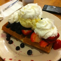 Photo taken at More Than Waffles by Faraz Z. on 7/22/2012