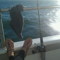 Photo taken at Marilyn Jean IV Party Fishing Boat by H. M. on 4/8/2012