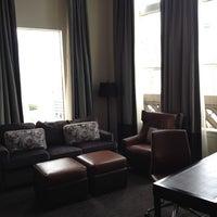 Photo taken at The Emily Morgan San Antonio - a DoubleTree by Hilton Hotel by Jason S. on 7/19/2012