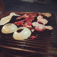 Photo taken at Gerai Makanan Japanese BBQ by MikKo T. on 8/25/2012