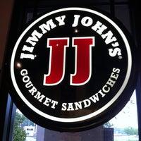 Photo taken at Jimmy John's by Michael M. on 8/8/2012