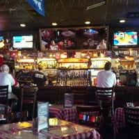 Photo taken at Huey's Restaurant by Matt R. on 7/4/2012