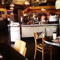 Photo taken at BrainWash Cafe & Laundromat by Vicente B. on 6/13/2012