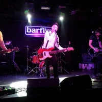 Photo taken at Barfly by Fabrizio N. on 9/11/2012