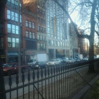 Photo taken at Emerson College - Walker Building by Christina M. on 2/8/2012