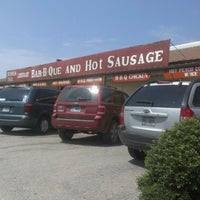 Photo taken at Chisholm Trail Bar-B-Q by Hayden W. on 7/8/2012
