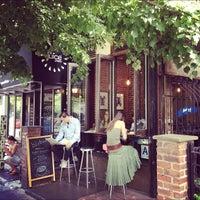 Photo taken at Bluebird Coffee Shop by Bastian B. on 5/13/2012