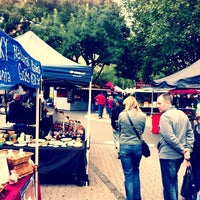Photo taken at Salamanca Market by Jarrod C. on 3/24/2012