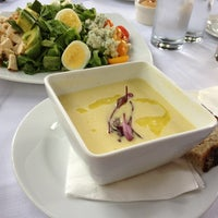Photo taken at The New Leaf Café by Zoë on 8/24/2012