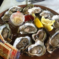 Photo taken at Rustic Inn Seafood Crabhouse by George Z. on 5/27/2012