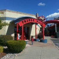 Photo taken at Triple Play by Noelle V. on 9/11/2012