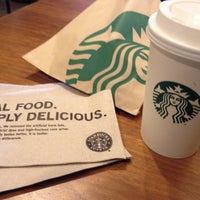 Photo taken at Starbucks by Aaron A. on 2/12/2012